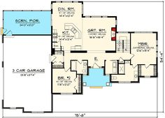 Craftsman House Plan With Screen Porch - 89915AH   Architectural Designs - House Plans