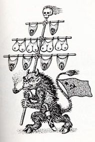 Russian Prison Tattoo