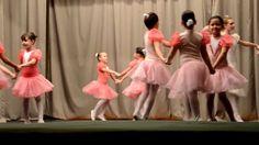 Apresentação Ballet colégio Rio Branco