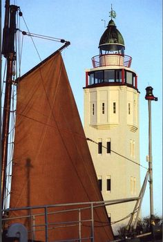 Vuurtoren Harlingen, The Netherlands