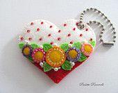beautiful patchwork/beadwork!