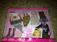 Barbie Fashion Fever by Hilary Duff Brand New in The Box | eBay