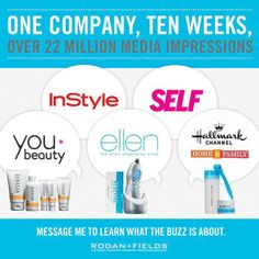 More free press than all other Direct Sales Companies combined!