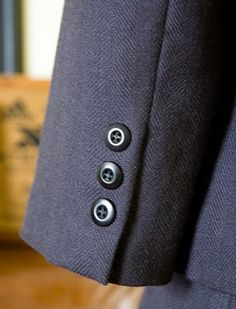 How to Sew a Two-Piece Sleeve Vent on a Lined Tailored Jacket Tutorial