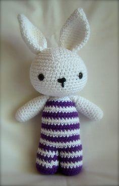 Haken toy - Crochet - Amigurumi - Bunny - conejo