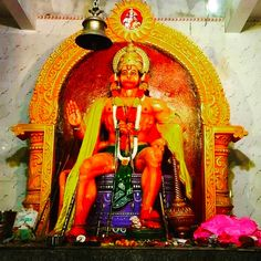 Hanuman Ji Wallpapers, Hindu Art, Buddha, Statue, Jay, Lord, Painting, Painting Art, Paintings
