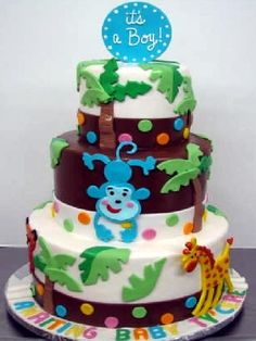 Baby Shower Cakes Harrisburg -  Sweet Confections Cakes