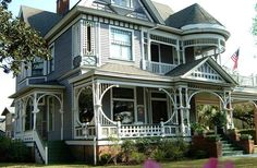 1897 Victorian: Queen Anne in Mobile, Alabama - OldHouses.com