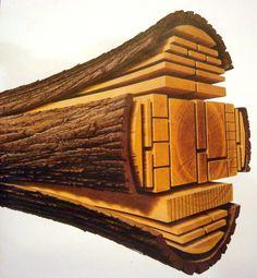 Flat Sawn Lumber