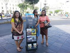 Public Witnessing Downtown Lima