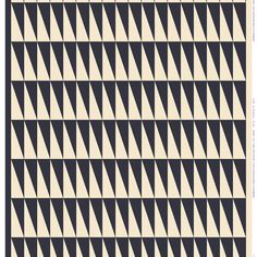 04b7e6f5c7a The graphical Ararat fabric designed by Maija and Kristiina Isola consists  of triangles that fit together