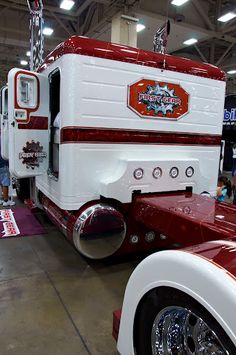 The Great American Trucking Show 2012. Dallas, Texas.