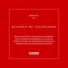 #CorredorLiterario #Mantra #2 #CorrerMeTransforma