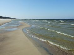 Spent some time here when I was in Poland, freezing even in July, but very pretty. Baltic Sea, Poland, Sands, Beach, Water, Pretty, Families, Outdoor, Food
