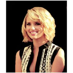 dianna amazing agron <3 ❤ liked on Polyvore