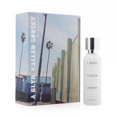 A Blvd. Called Sunset — A LAB ON FIRE® Madagascar Vanilla, Parfum Spray, Vodka Bottle, Lab, Fragrance, Fire, Sunset, Labs, Sunsets