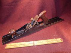 Siegley plane 9, collectible carpenter tool