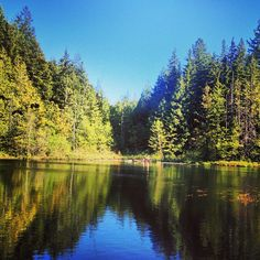 Whyte Lake Hiking and Swimming Parks And Recreation, Vancouver, Tourism, Trail, Hiking, Swimming, River, Places, Outdoor