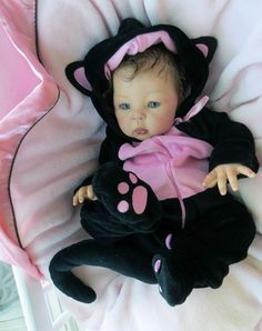 Reborn baby dolls- See the website for more pictures. Description from pinterest.com. I searched for this on bing.com/images