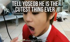 K-Pop Bucket List: He already knows this but heck, I'd tell him any day, everyday :]