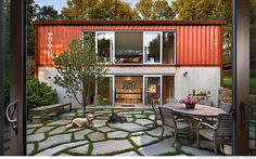 Make a shipping container your home for less than $185K --By Les Christie  @CNNMoney September 5, 2014