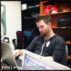David Cook answers your questions during our live tweet event. #idol