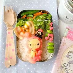 I love this Sentimental Circus Bento I want it so much!!!