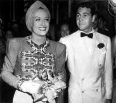 Joan Crawford & Charles Martin