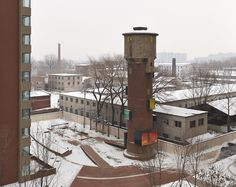 Image 8 of 35 from gallery of Public Folly - Water Tower Renovation / META - Project. Photograph by Chen Su