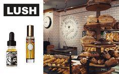 Lanzamiento Lush Perfume + almuerzo en Paul - Dice la Clau