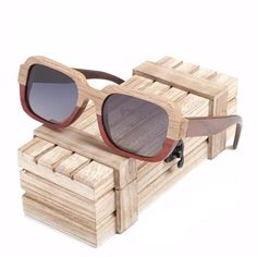 Cheap wood sunglasses, Buy Quality bamboo wood sunglasses directly from China polarized mirror Suppliers: BOBO BIRD Vintage Bamboo Wooden Sunglasses Handmade Polarized Mirror Coating Lenses Eyewear sport glasses in Wood Box Wood Gift Box, Gift Boxes, Wooden Sunglasses, Mirrored Sunglasses, Polarized Sunglasses, Sunglasses Women, Uv400 Sunglasses, Beach Sunglasses, Manish