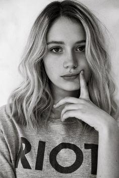 Photographer: Jon Stars Model: Grace Gardiner