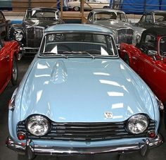 Dentist Sells Off Vintage Car Collection for Over £100 million