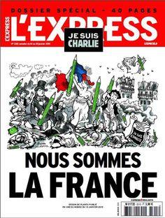 Nous sommes La France