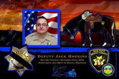 Sheriff Mike Poindexter of the Modoc County Sheriff Department in California sadly reports the death of Deputy Jack Hopkins.   http://www.lawenforcementtoday.com/in-memoriam-deputy-sheriff-jack-hopkins/
