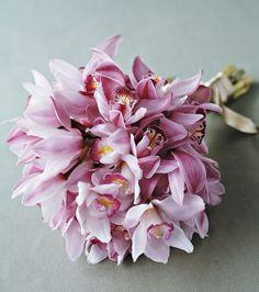 Bouquet orquídeas