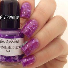 Lavish Polish Grapevine