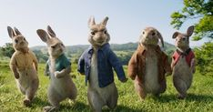 Does Peter Rabbit, the movie match up to its book written by Beatrix Potter? Let me know any movi...