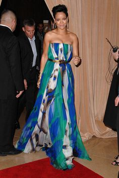 Rihanna's Best Fashion Moments - Rihanna Style Photos - ELLE