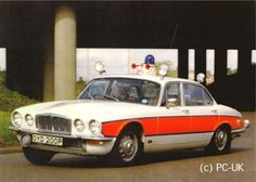 JAGUAR POLICE CAR - Google Search