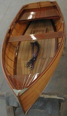 13 ft Rowing Boat, Dingy for going ashore when anchored off shore. - 13 ft Rowing Boat, Dingy for going ashore when anchored off shore. Wooden Boat Building, Boat Building Plans, Plywood Boat, Wood Boats, Model Boat Plans, Best Boats, Build Your Own Boat, Boat Kits, Jon Boat