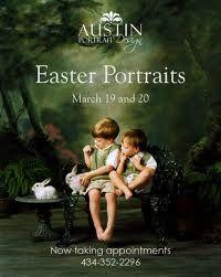 Indoor Easter