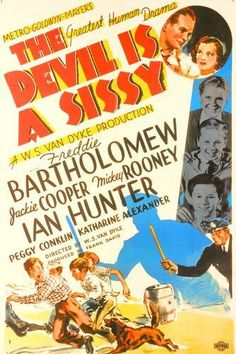 The Devil is a Sissy {1936}