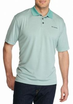 Columbia Gemstone Utilizer8482 Stripe Polo III Shirt