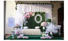 konsep english garden photo booth - wantwantwant