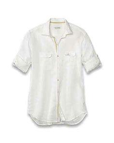 Tommy Bahama - Tropez Shirt in dark blue navy