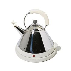 Alessi - Electric Bird Kettle - White