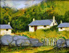 """""""Garden Gate"""" by Karen Rosasco"""