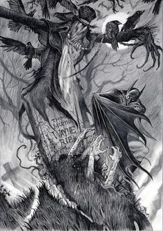 Batman and Scarecrow. I think Scarecrow is and underrated super villian.. I mean the guy can make you see your worst fears to the point that you go crazy. At that point he institutionalizes you in his asylum so he can test on you... THAT'S SOME SCARY STUFF