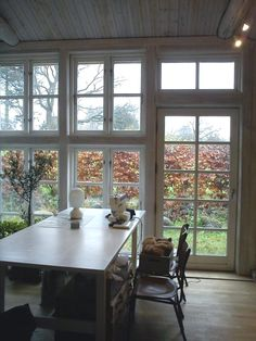 About the House – Barsø EcoCottage